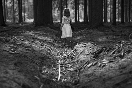 Inner Child in the Dark