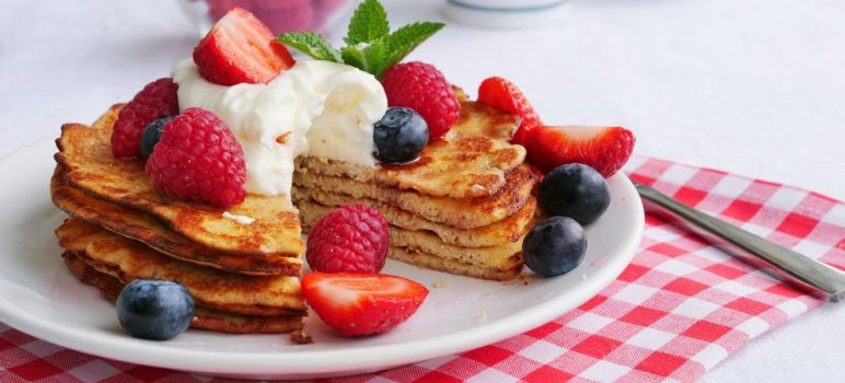 Pancakes that are Keto for Emotional Eaters