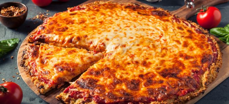 Pizza Cheat Meal for Emotional Eaters