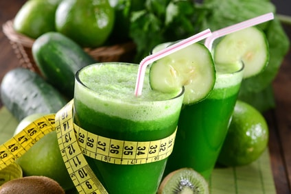 Green Smoothie for Healthy Eating