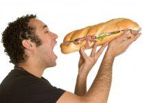 Man Craving Food