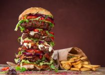 Lose Weight Eating Giant Cheeseburgers