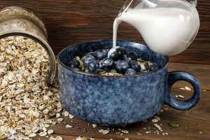 Lose Weight Eating Oatmeal