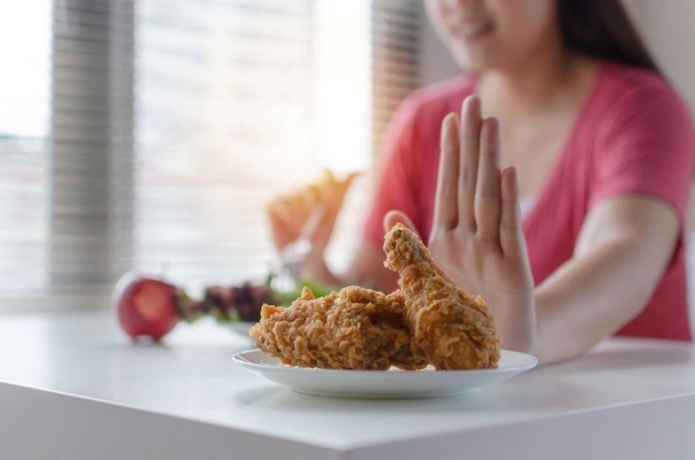 Saying no to Food Cravings