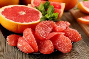 Grapefruit Diet and Low Fat Eating