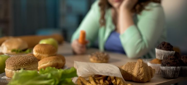 Using Food as Replacement for Emotional Connection