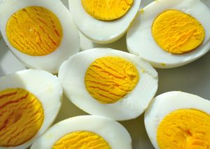 Variety is important for Diet and Health with these Eggs as Example