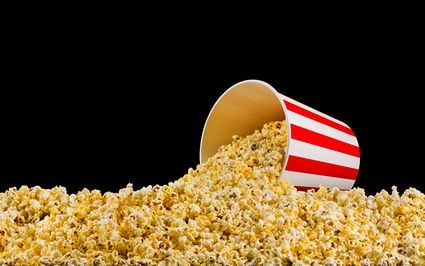 Popcorn - Emotional Eating Food